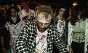 zirt zart halloween zombie